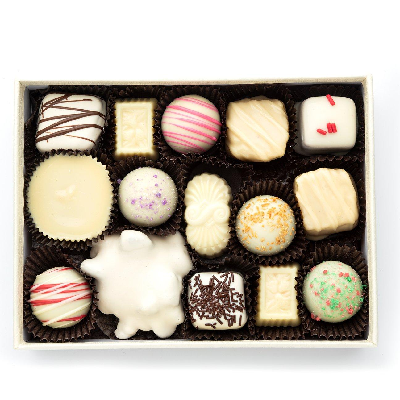 White Chocolate Assortment (516430888995)