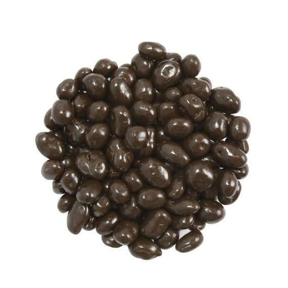 Dark Chocolate Raisins (1 LB) - Jackie's Chocolate