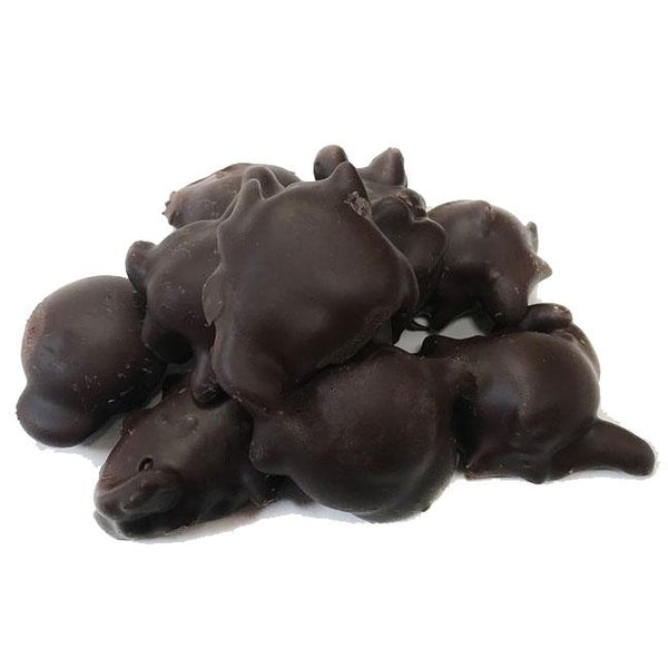 No Sugar Added Dark Chocolate Cashew Cluster - Jackie's Chocolate (1776204251171)