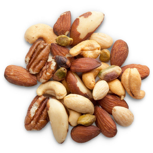 Fancy Mixed Nuts - Jackie's Chocolate