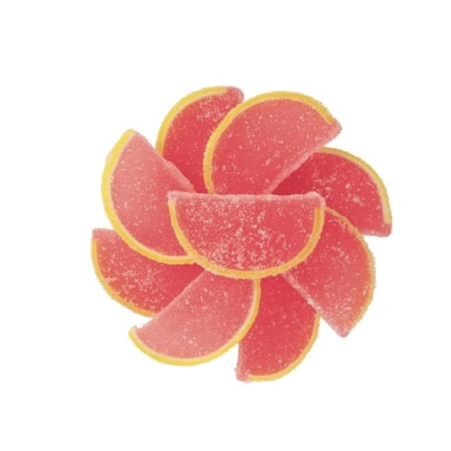 Grapefruit Candy Slices - Jackie's Chocolate (1843067256867)