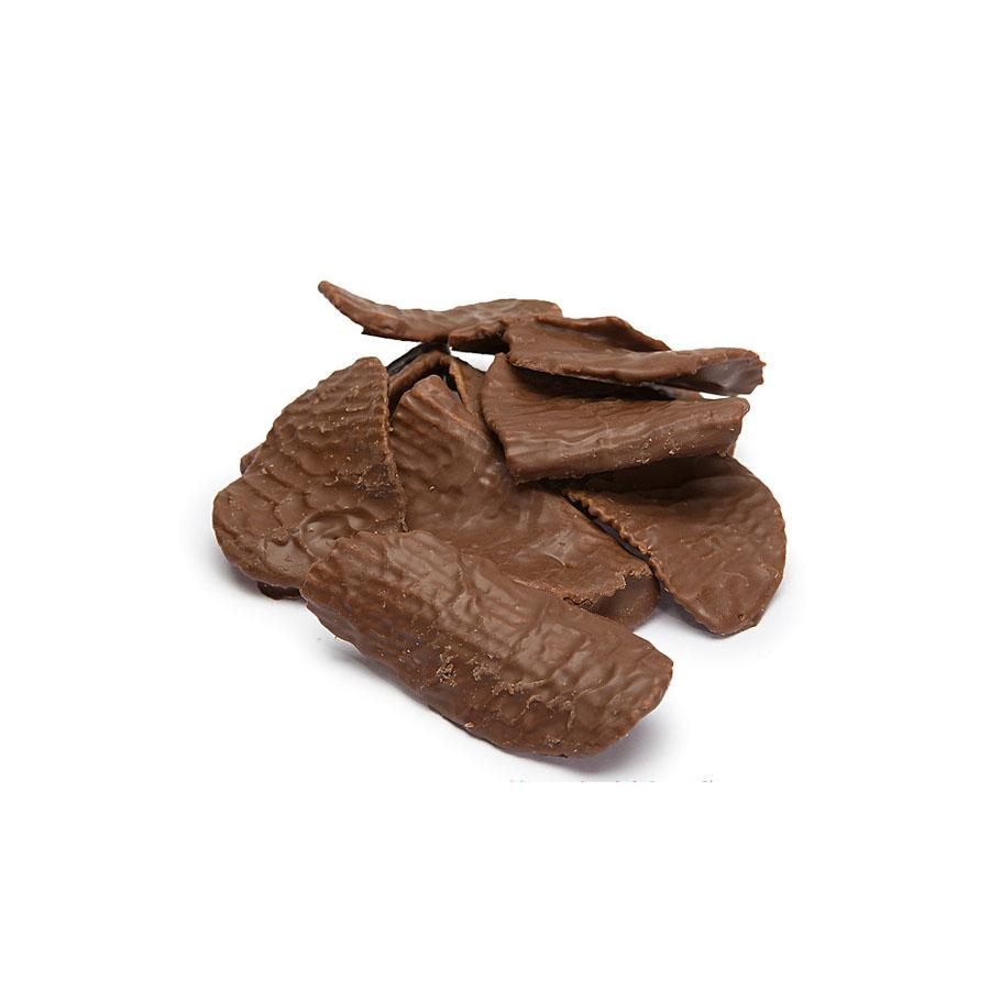 Milk Chocolate Potato Chips - Jackie's Chocolate (516445044771)