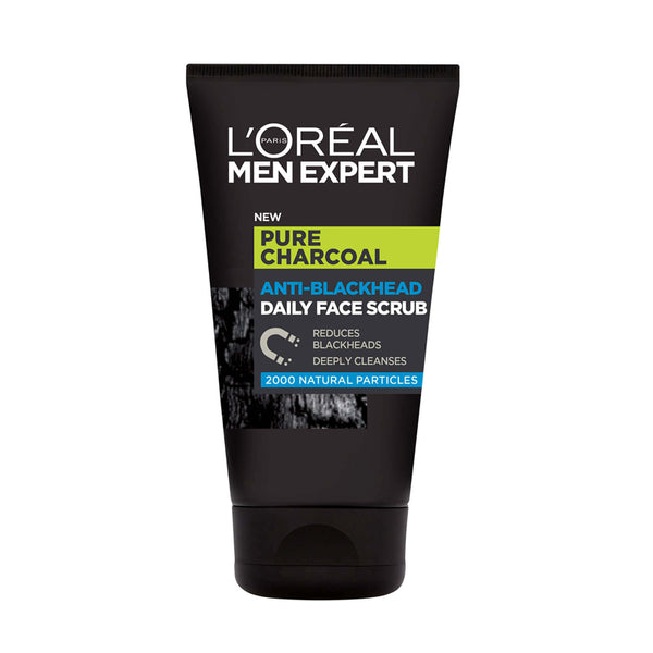 L'Oreal Paris Men Expert Pure charcoal Scrub 100ml
