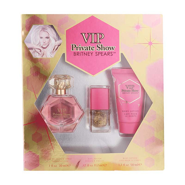 Britney Spears Private Show 3PC Gift Set