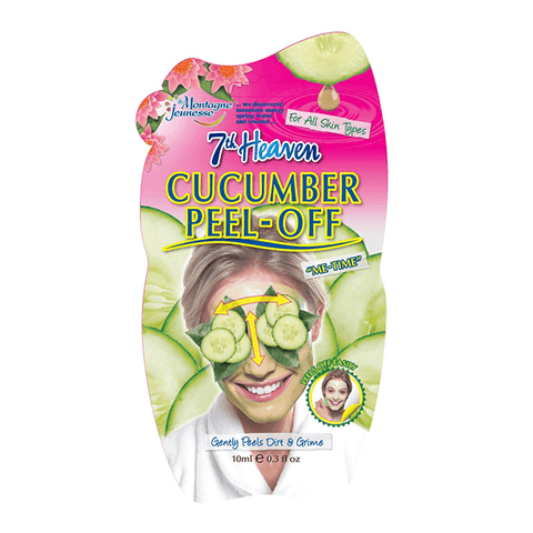 7th Heaven Cucumber Peel-Off Face Mask 10ml in Sri Lanka