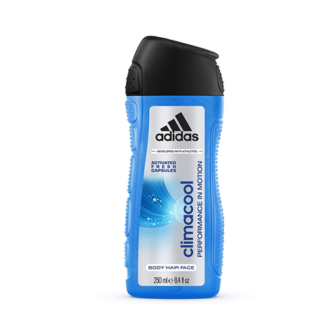 Adidas Climacool Shower Gel 250ml in Sri Lanka