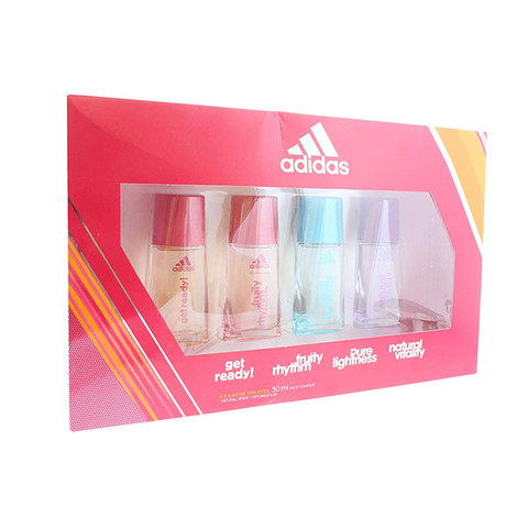 Adidas Eau De Toilette 4PC Gift Set in Sri Lanka