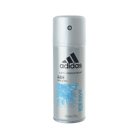 Adidas Ice Dive Anti-Perspirant Deodorant 150ml in Sri Lanka