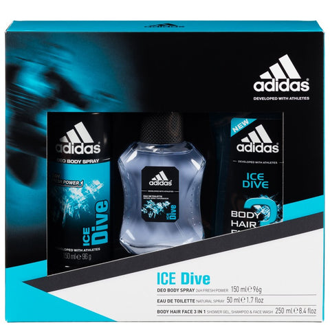 Adidas ice dive trio gift set in sri lanka