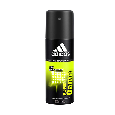 Adidas Pure Game Deodorant Body Spray 48H 150ml in Sri Lanka