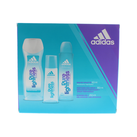 Adidas Pure Lightness 3PC Gift Set in Sri Lanka
