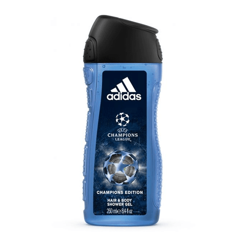 Adidas UEFA Hair & Body Shower Gel 250ml in Sri Lanka