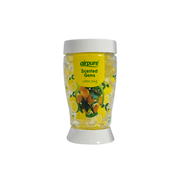 Airpure Scented Gems Citrus Zing 150g in Sri Lanka