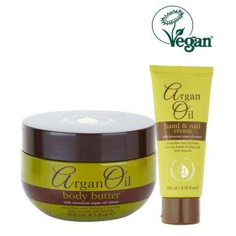 Argan Oil body butter and hand cream