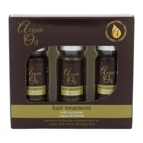 Argan Hair Treatment Shots 3X12ml