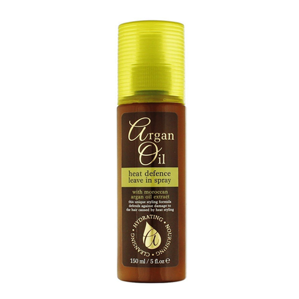 Argan oil Heat defense leave-in spray with moroccan argan oil extract in sri lanka