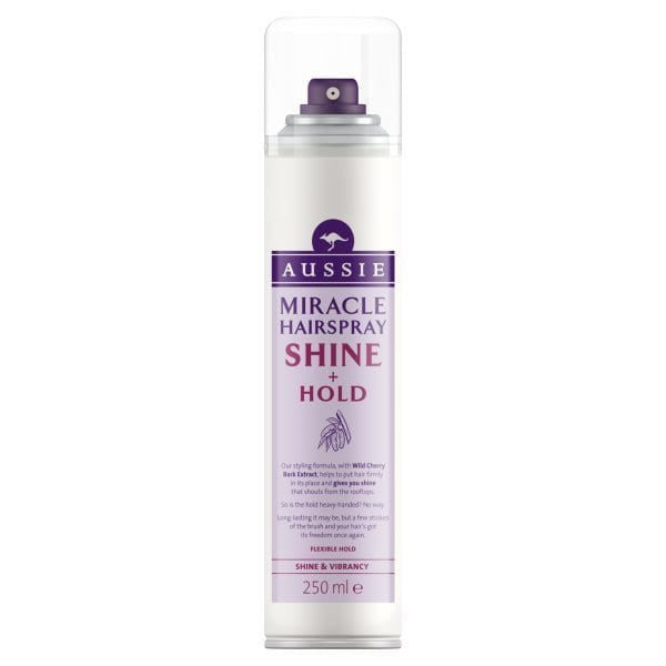 Aussie hold & shine hairspray 250ml in sri lanka