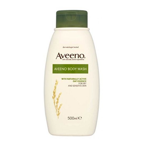 Aveeno Body Wash For Dry And Sensitive Skin 500ml in Sri Lanka
