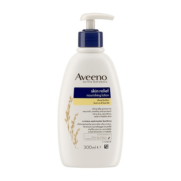 Aveeno Skin Relief Body Moisturising Lotion 300ml in Sri Lanka