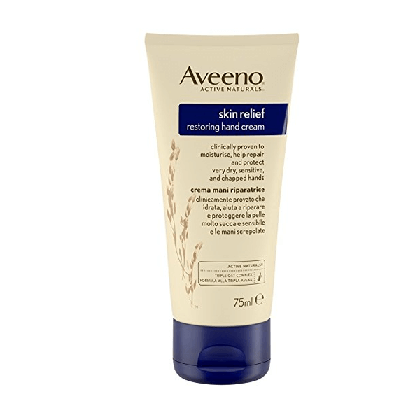 Aveeno Skin Relief Restore & Protect Hand Cream 75ml in Sri Lanka
