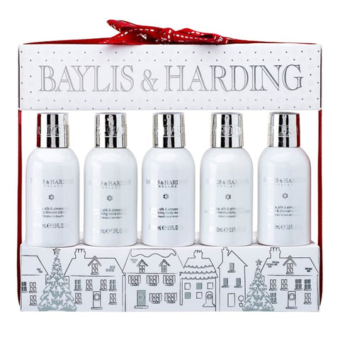 Baylis & Harding sweet mandarin & grapefruit 5 bottle set in sri lanka