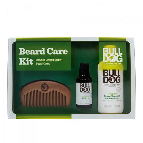 Bulldog beard care kit in sri lanka