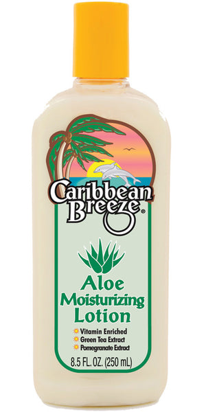 Caribbean Breeze after sun moisturizing lotion in sri lanka