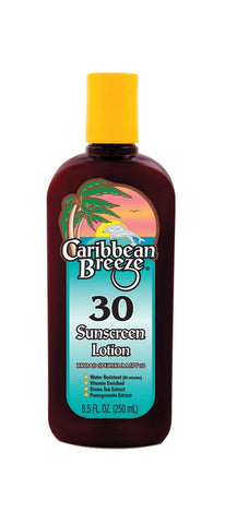 Caribbean Breeze SPF 30 Sunscreen Lotion 250ml