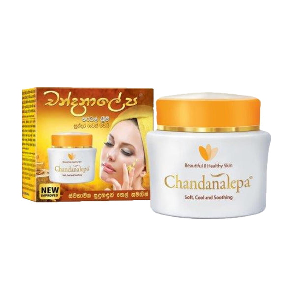 Chandanalepa Herbal Cream 60g