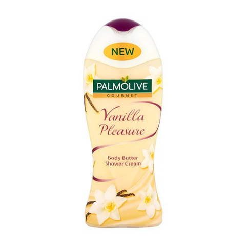 Colgate Palmolive Gourmet Vanilla Shower Gel 250ml