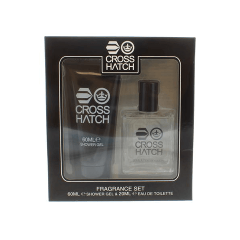 Crosshatch Black Mens Fragrance Set in Sri Lanka