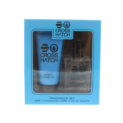 Crosshatch Blue Mens Fragrance Set in Sri Lanka