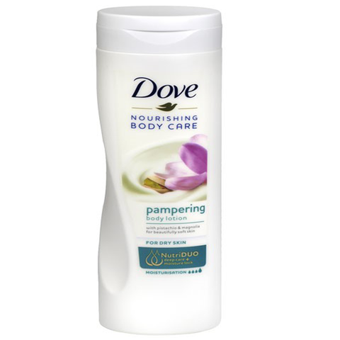 Dove Nourishing Body Care Pampering  Body Lotion 400ml