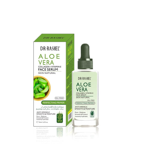 Dr.Rashel Aloe Vera Collagen + Vitamin E Face Serum  50ml