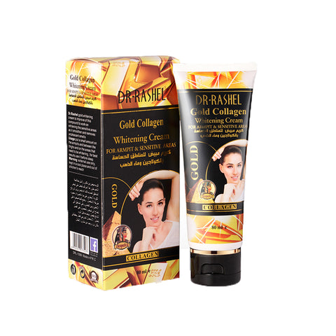 Dr.Rashel Gold Collagen Whitening Cream  80ml