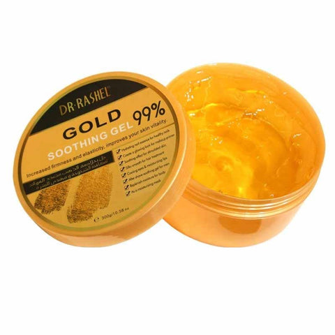 Dr. Rashel Gold Soothing Gel 99% 300g