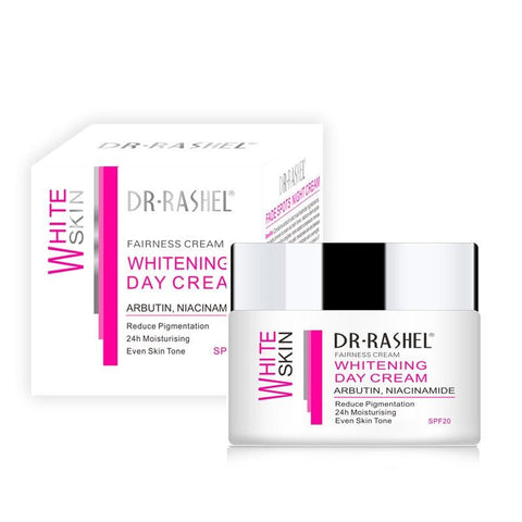 Dr Rashel Fairness Cream Whitening Day Cream SPF 20 50g