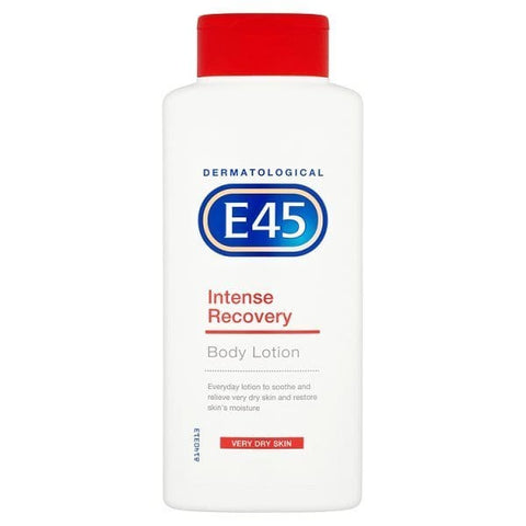 E45 Intense Recovery body lotion 400ml in sri lanka