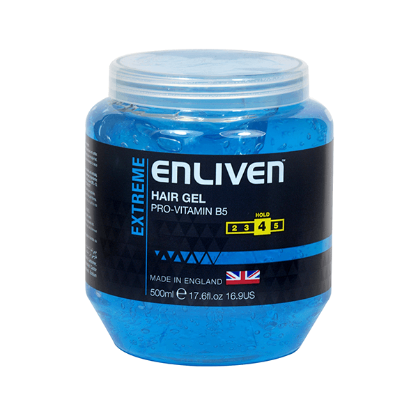 Enliven Extreme Hold Hair Gel 500ml in Sri Lanka
