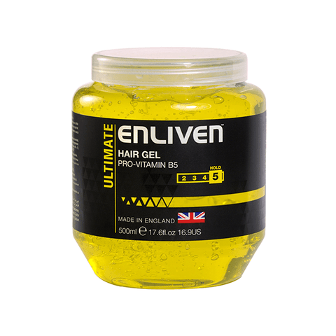 Enliven Ultimate Hold Hair Gel 500ml in Sri Lanka