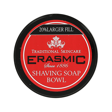 Erasmic Shaving Soap Bowl 90g in Sri Lanka