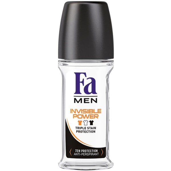 Fa Men Invisible Roll-On Erkek Roll On 50 ml