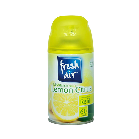 Fresh Air Mediterranean Lemon Citrus 250ml in Sri Lanka