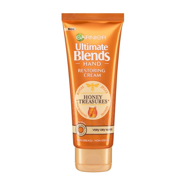 Buy Garner ultimate blends honey treasures restoring hand cream in sri lanka