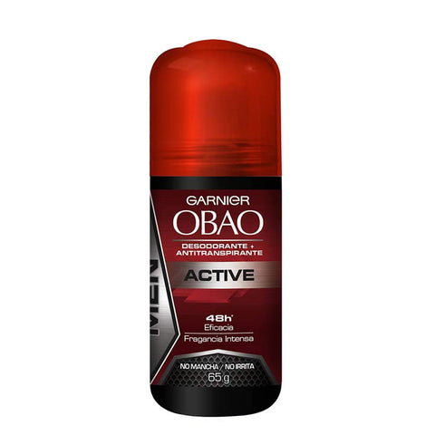 Garnier Obao Roll-On Deodorant for Men Active 65g