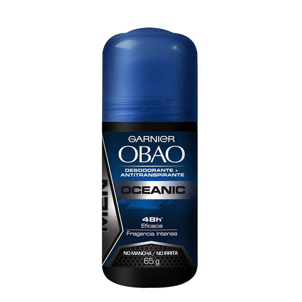 Garnier Obao Roll-On Deodorant for Men Oceanic 65g