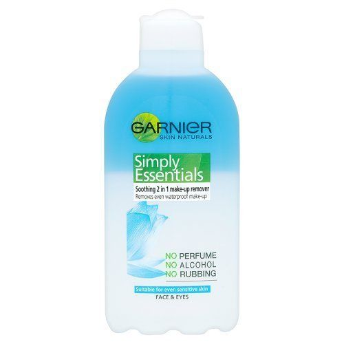 Garnier Skin Naturals Soothing 2 in 1 Make Up Remover 200ml