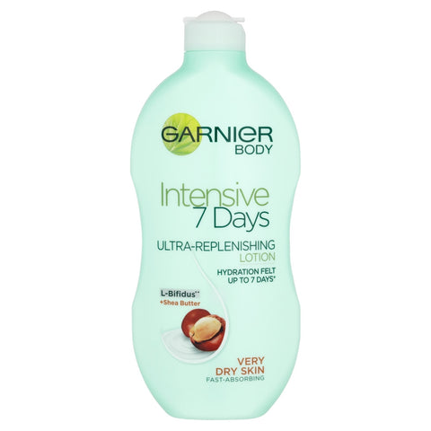 Garnier body replenish lotion very dry skin 400ml in sri lanka