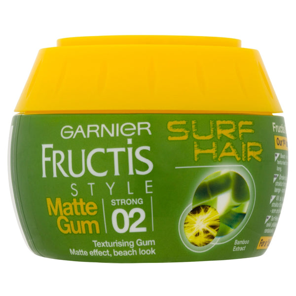 Garnier fructis style surf hair matte gum 150ml in sri lanka