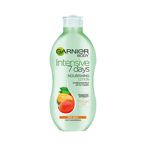 Garnier Intensive 7 Days Mango Body Lotion Dry Skin 400ml in Sri Lanka